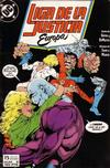 Cover for Liga de la Justicia de Europa (Zinco, 1989 series) #5