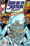 Cover for Liga de la Justicia de Europa (Zinco, 1989 series) #16