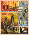 Cover for Joe 90 Top Secret (City Magazines; Century 21 Publications, 1969 series) #3