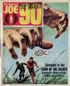 Cover for Joe 90 Top Secret (City Magazines; Century 21 Publications, 1969 series) #26
