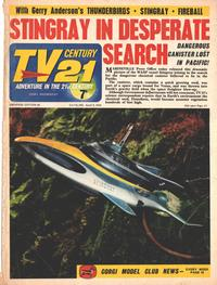 Cover Thumbnail for TV Century 21 (City Magazines; Century 21 Publications, 1965 series) #63