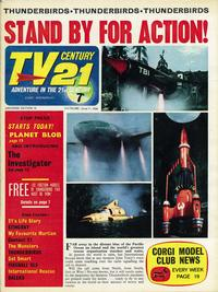 Cover Thumbnail for TV Century 21 (City Magazines; Century 21 Publications, 1965 series) #73