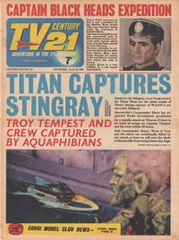 Cover for TV Century 21 (City Magazines; Century 21 Publications, 1965 series) #125
