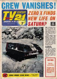 Cover Thumbnail for TV Century 21 (City Magazines; Century 21 Publications, 1965 series) #126