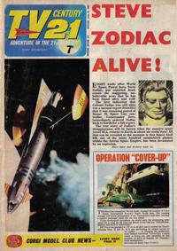 Cover Thumbnail for TV Century 21 (City Magazines; Century 21 Publications, 1965 series) #127