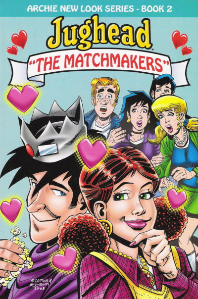 Cover for Archie New Look Series (Archie, 2009 series) #2 - The Matchmakers