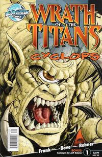 Cover Thumbnail for Wrath of the Titans: Cyclops (Bluewater Productions, 2009 series) #1