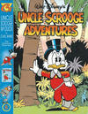 Cover for Walt Disney's Uncle Scrooge Adventures in Color (Gladstone, 1996 series) #8