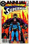 Cover Thumbnail for Superman Annual (1960 series) #11 [Newsstand Edition]