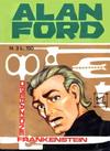 Cover for Alan Ford (Editoriale Corno, 1969 series) #3