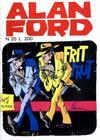 Cover for Alan Ford (Editoriale Corno, 1969 series) #20