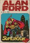Cover for Alan Ford (Editoriale Corno, 1969 series) #26