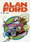 Cover for Alan Ford (Editoriale Corno, 1969 series) #36