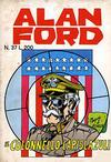 Cover for Alan Ford (Editoriale Corno, 1969 series) #37