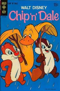 Cover Thumbnail for Walt Disney Chip 'n' Dale (Western, 1967 series) #4