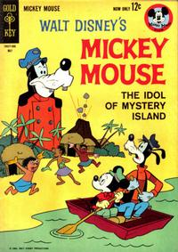 Cover Thumbnail for Mickey Mouse (Western, 1962 series) #87