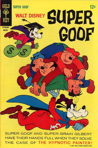 Cover Thumbnail for Super Goof (Western, 1965 series) #10