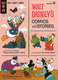 Cover Thumbnail for Walt Disney's Comics and Stories (Western, 1962 series) #v23#7 (271)