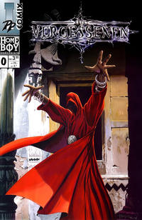 Cover for Die Vergessenen (1998 series) #0