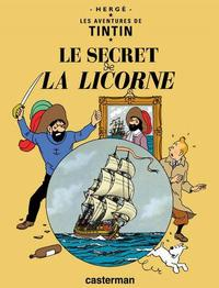 Cover Thumbnail for Les Aventures de Tintin (Casterman, 1934 series) #11 - Le Secret de la Licorne