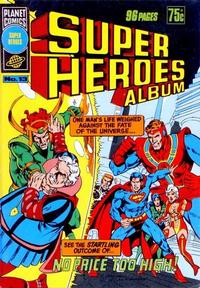 Cover Thumbnail for Super Heroes Album (K. G. Murray, 1976 series) #13