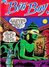 Cover for Big Boy (Arédit-Artima, 1956 series) #25