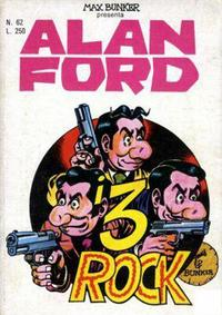 Cover Thumbnail for Alan Ford (Editoriale Corno, 1969 series) #62
