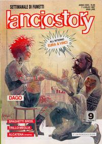 Cover for Lanciostory Anno XXIII (1997 series) #vXXIII#26