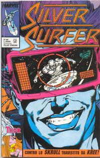 Cover Thumbnail for Silver Surfer (Play Press, 1989 series) #26