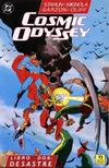 Cover for Cosmic Odyssey (Zinco, 1989 series) #2
