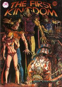 Cover Thumbnail for The First Kingdom (Bud Plant, 1975 series) #8