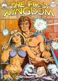 Cover Thumbnail for The First Kingdom (Bud Plant, 1974 series) #23