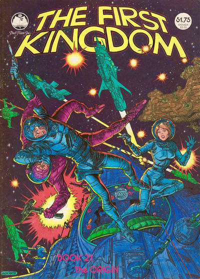 Cover for The First Kingdom (Bud Plant, 1975 series) #21