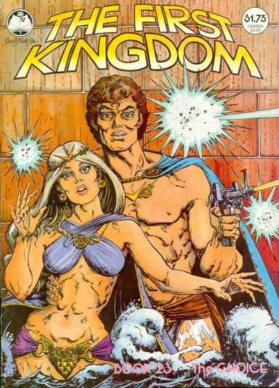 Cover for The First Kingdom (1974 series) #23