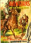 Cover for Aventuras de la Vida Real (Editorial Novaro, 1956 series) #8