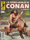 Cover for La Espada Salvaje de Conan (1982 series) #19