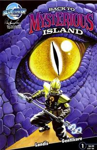 Cover Thumbnail for Back to Mysterious Island (Bluewater Productions, 2008 series) #1