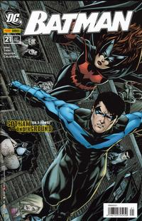 Cover Thumbnail for Batman (Panini Deutschland, 2007 series) #21