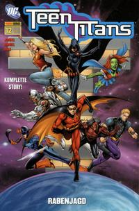 Cover Thumbnail for Teen Titans (Panini Deutschland, 2004 series) #12
