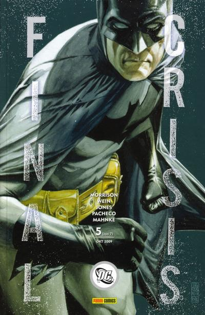Cover for Final Crisis (2009 series) #5
