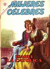 Cover for Mujeres Célebres (Editorial Novaro, 1961 series) #14