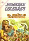 Cover for Mujeres Célebres (Editorial Novaro, 1961 series) #17
