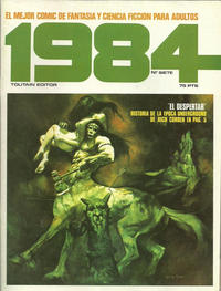 Cover for 1984 (1978 series) #7
