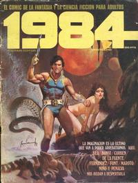 Cover Thumbnail for 1984 (Toutain Editor, 1978 series) #28