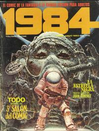 Cover Thumbnail for 1984 (Toutain Editor, 1978 series) #53