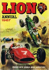Cover for Lion Annual (1954 series) #1967