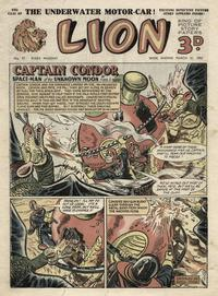 Cover Thumbnail for Lion (Amalgamated Press, 1952 series) #57