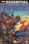 Cover for Essential Fantastic Four (Marvel, 1998 series) #7