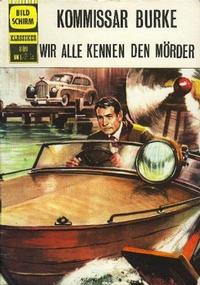 Cover Thumbnail for Bildschirm Klassiker (BSV - Williams, 1964 series) #809