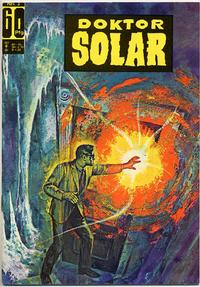 Cover Thumbnail for Doktor Solar (BSV - Williams, 1966 series) #3